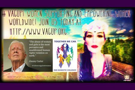 #VagUp! – Supporting & Empowering Women Worlwide!